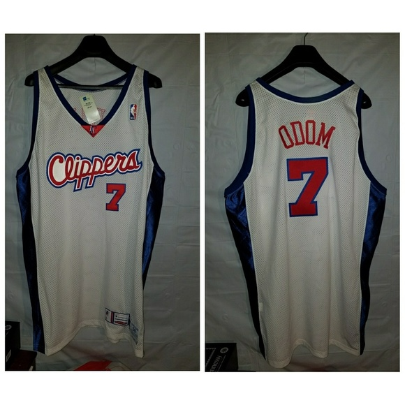 011e0156bc0 Champion Other - Vintage Lamar Odom nba jersey xxxl l.a. clippers